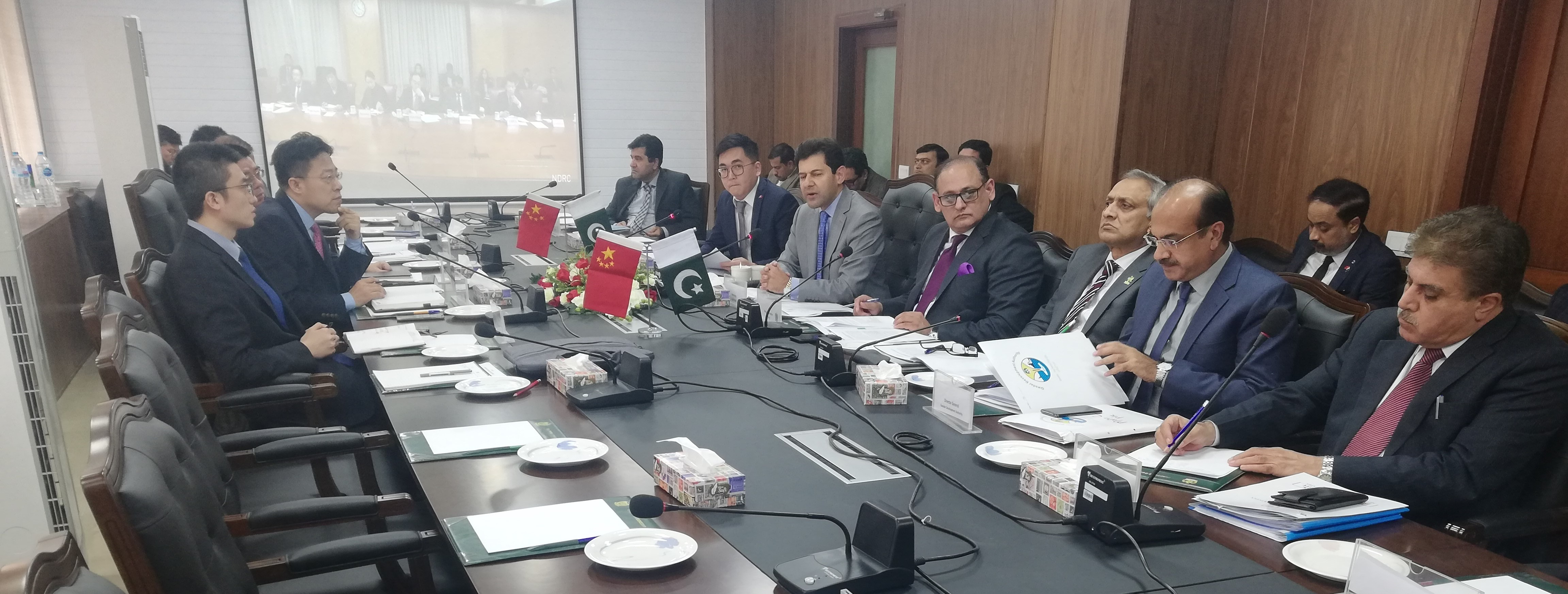 Meeting of Joint Working Group(JWG) of Planning  held on 15 November 2018