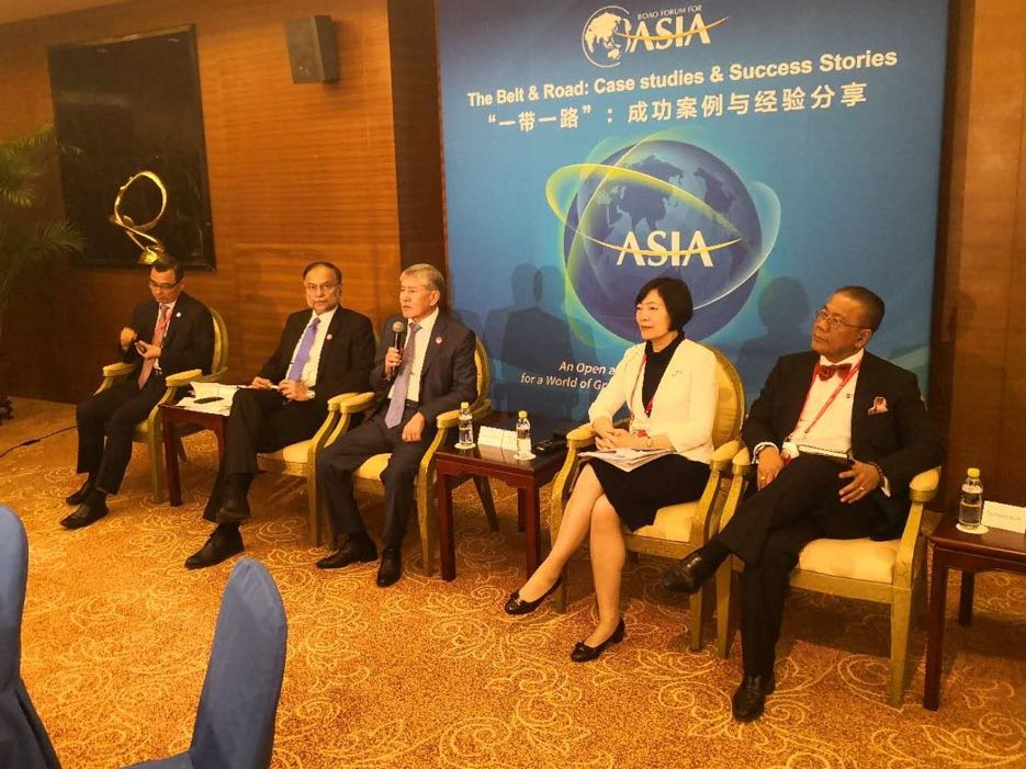 CEO Round Table discussion: The Belt and Road: Case Studies and Success Stories
