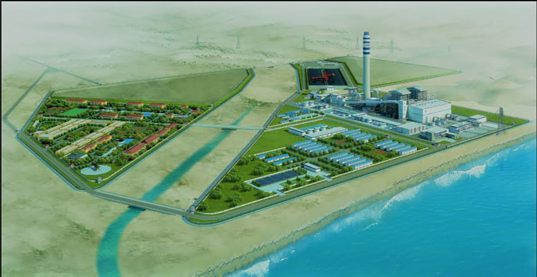 300MW Coal-Fired Power Project at Gwadar